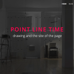 Blogging at POINT LINE TIME through 2016